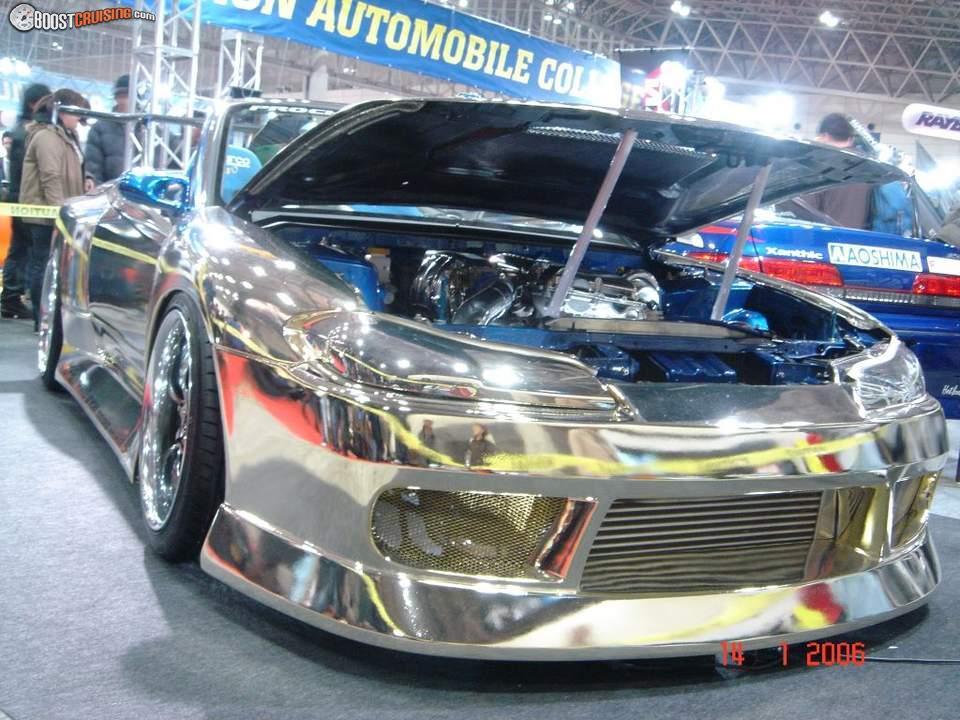 Tokyo auto salon in the blogosphere for 2006 tokyo auto salon