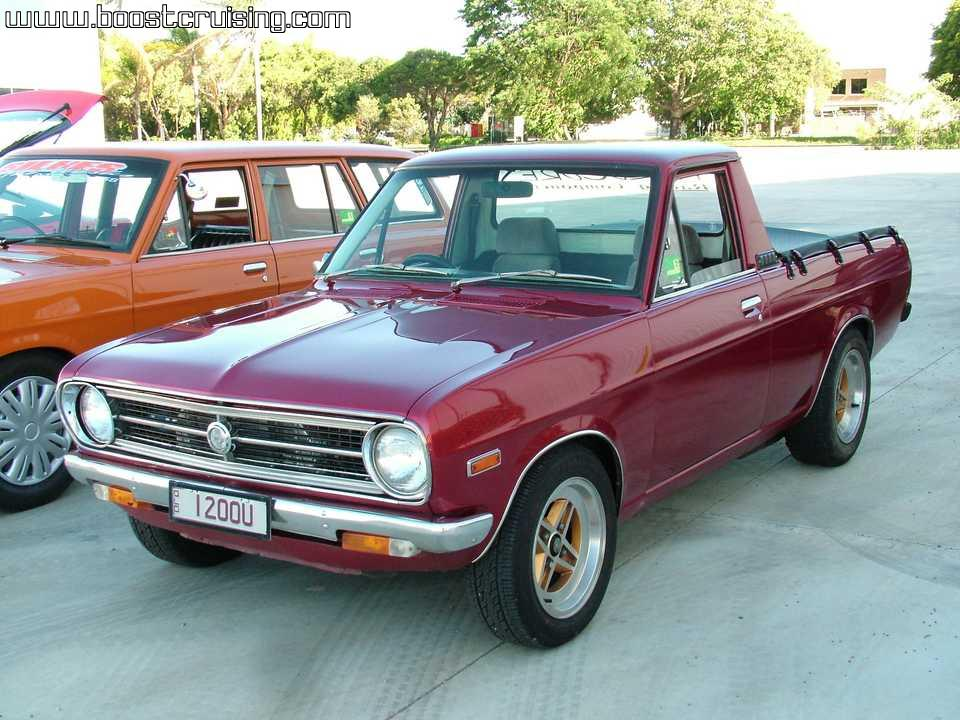Datsun Modificados 1200 - Fotos de coches - Zcoches